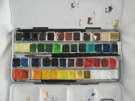 Scott's paintbox