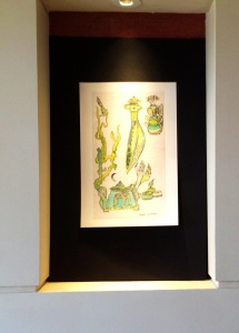 One of the Indian Giclee Prints