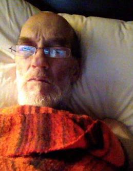 click thru to youtube to see and hear video of scott singing blanket blues
